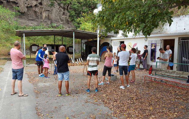 Rencontre parents/enfants & barbecue du Roy